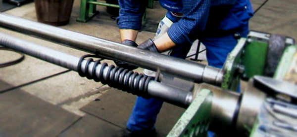 Холодная технология изготовления пружин