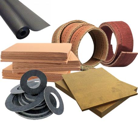 Уплотнительные и прокладочные материалы